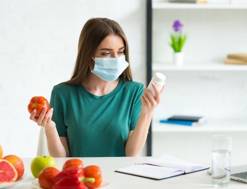 Koronavirus, prehrana in prehranski dodatki: Praktični napotki