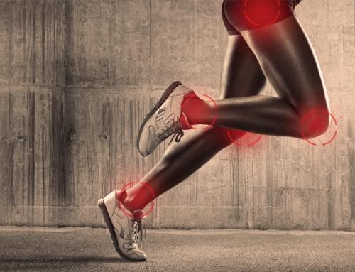 Najpogostejše poškodbe pri teku